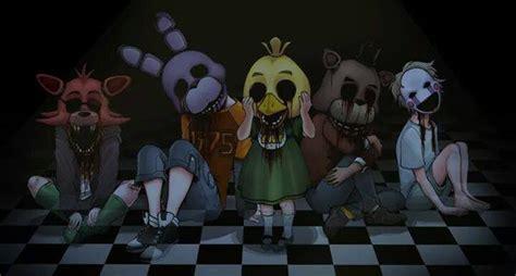 imagenes de sad puppet fnaf 3 bad ending image 2760378 by ksenia l on favim com