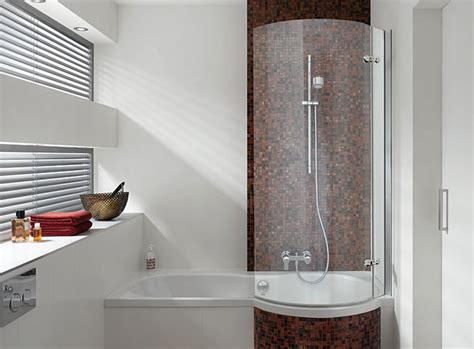 bette cora bette cora ii curved shower screen right