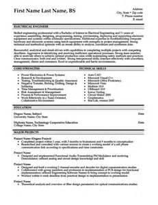 Electrical Engineer Resume Template   Premium Resume