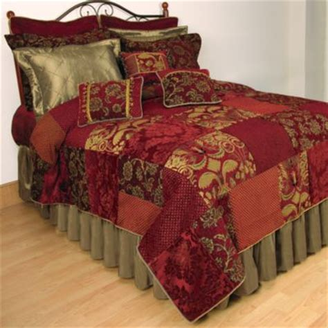 Burgundy Quilts by Buy Burgundy Quilt From Bed Bath Beyond