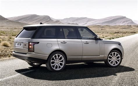 land rover supercharged 2014 2014 land rover range rover gains supercharged v6 the