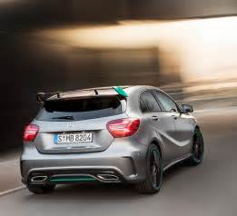 the new generation of the mercedes a class
