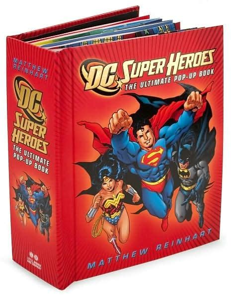 libro hero homecoming hardcover dc super heroes the ultimate pop up book by dc comics matthew reinhart hardcover barnes