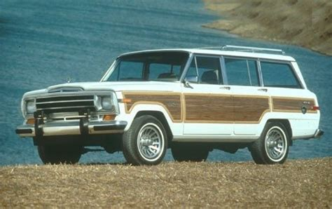 1990 Jeep Grand Wagoneer Used 1990 Jeep Grand Wagoneer Suv Pricing Features Edmunds