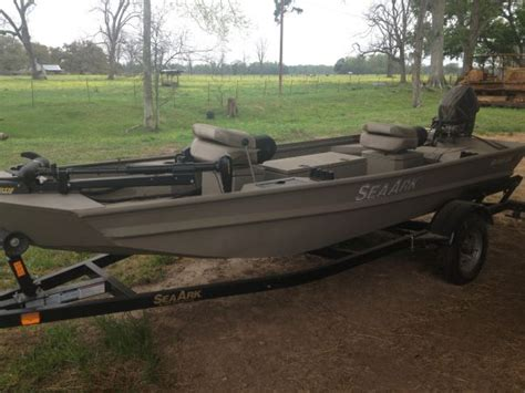 seaark boat dealers in louisiana 2010 sea ark rebel 15 flat jon boat for sale in