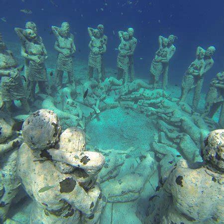 nest statues jason de caires taylor gili meno updated