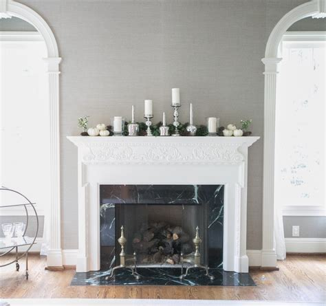 decorate fireplace mantel for decorate your fireplace mantel for fall fashionable
