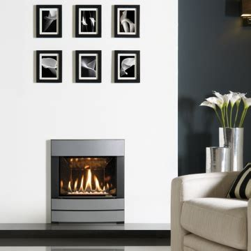 Gazco Logic HE Progress Balanced Flue Convector Gas Fire