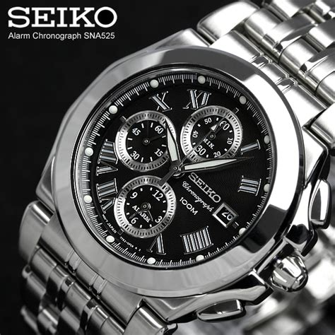 Jam Tangan Cowok Pria Seiko Chronograph Sks527 Original seiko watches for