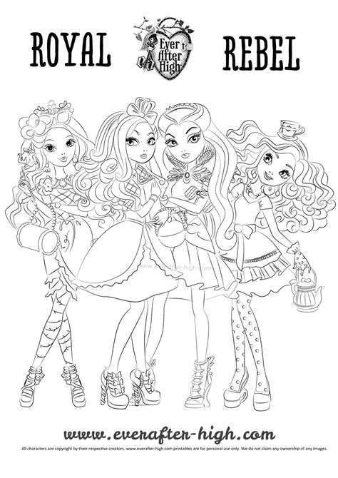 images of ever after high coloring pages free coloring pages of spay print