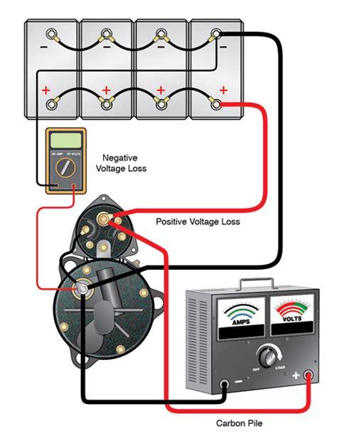 delco remy alternator testing diagram delco free engine