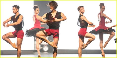 kenny wormald center stage on pointe kenny wormald photos news and videos just jared jr