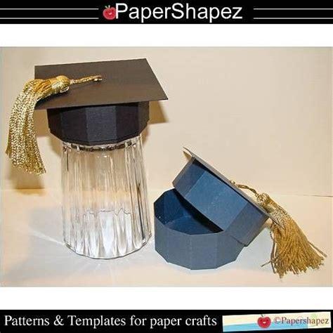 Graduation Cap Card Box Template by Graduation Cap Gift Box Template Boxes Bags