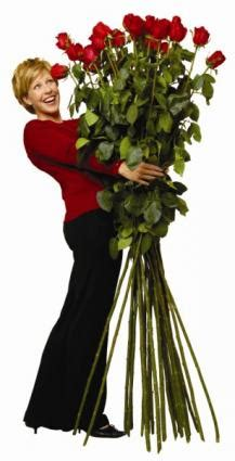Worlds Tallest Organic Roses flowers for charity lovetoknow