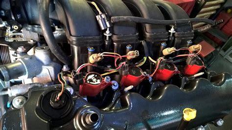 ford modular v8 nb miata with ford 3v v8 4 6litre modular motor with