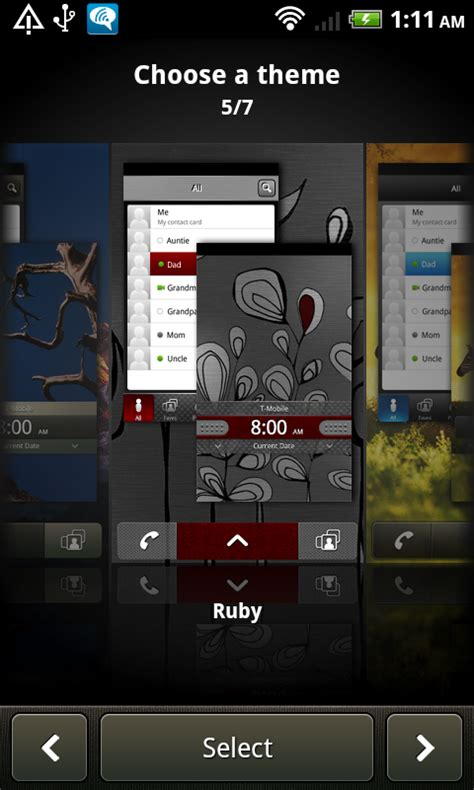 themes for htc mytouch 4g review t mobile mytouch 4g android central