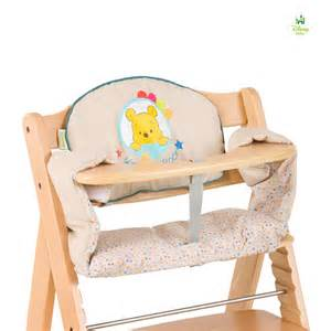 buy hauck disney alpha highchair pad pooh ready to play