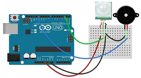 arduino pir wiring diagrams wiring diagram schemes