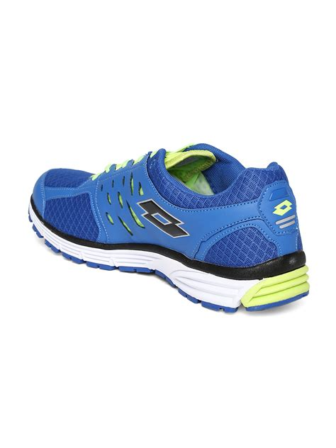 lotto mens sports shoes myntra lotto blue santiago ii sports shoes 712878
