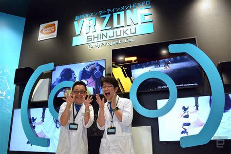 Vr Zone Shinjuku this japanese vr arcade put me inside mario kart
