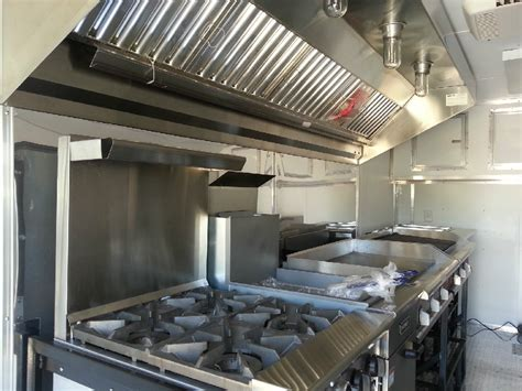 Commercial Kitchen Equipment For Food Trucks by Food Truck Commercial Range Buying Guide