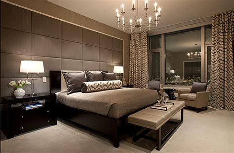 feminine  masculine bedrooms    stylish statement