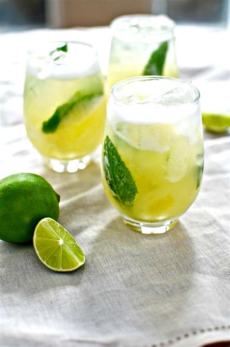 pineapple mojito recipe pineapple mojito recipe lifestyle