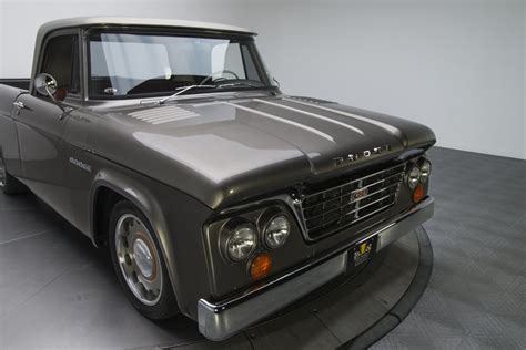 1965 dodge truck 1965 dodge d100 rk motors