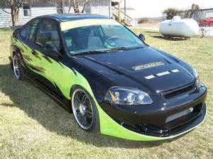 custom 2000 honda civic photo s album number 4412