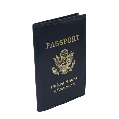 Cover Passport Leather Travel Passport Cover By Ctm 174 Passport Covers Passport Covers Wallets At