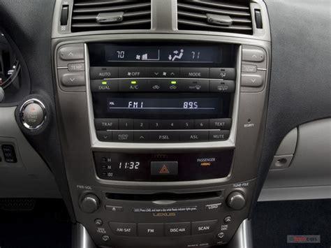 2007 lexus is 250 dashboard 2007 lexus is interior u s news world report