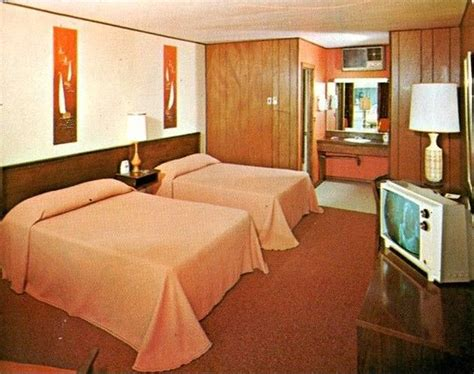 motel rooms near me a look inside hotel motel rooms of the 1950s 70s