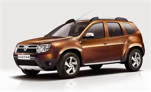 Renault 4x4 Duster Dacia Duster 4x4 Photo Gallery Autoblog