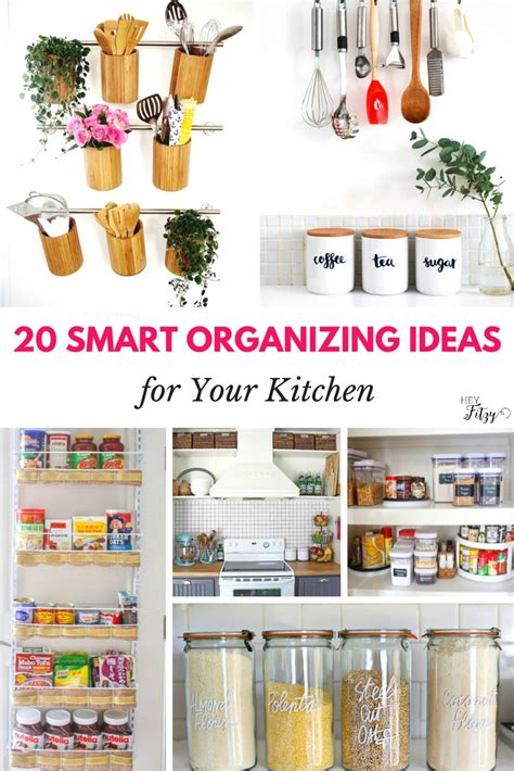 smart professional organizing ideas for your kitchen smart professional organizing ideas for 28 images