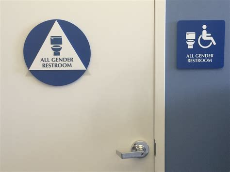 unisex bathrooms nyc gender neutral restrooms a new york city requirement