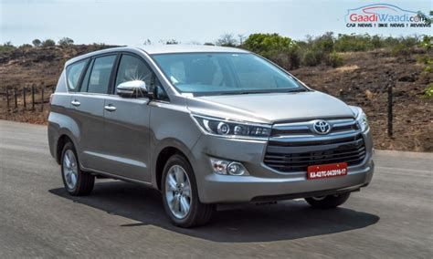 All New Innova Grill Depan Radiator Jsl Front Grille Radiator Chrome toyota innova crysta sales 6 694 units delivered in may 20k bookings received gaadiwaadi