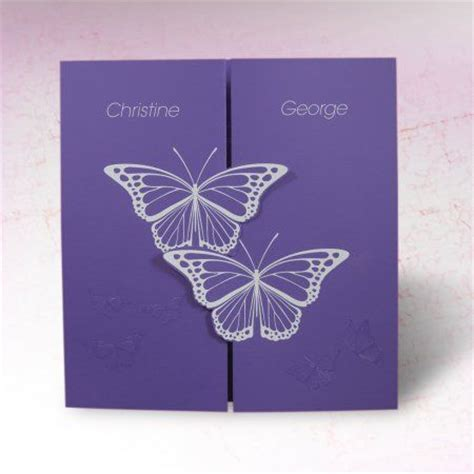 9 best images about butterfly wedding invitations on pinterest