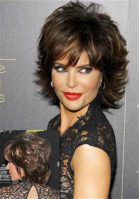 lisa rinna tutorial for her hair rinna tutorial for hair lisa rinna haircut tutorial foto