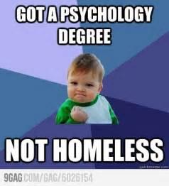 Psychology Students Funny