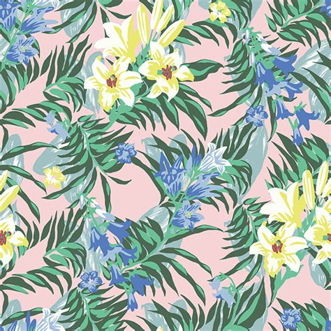 hawaii pattern photoshop hawaiian shirt print on risd portfolios