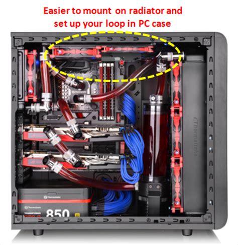 slim pc fan 120mm 140mm slim led fan fan tt community