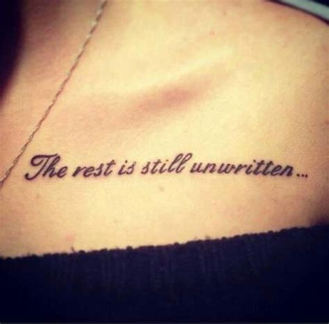 collar bone tattoo quotes 60 collar bone tattoos for amazing ideas