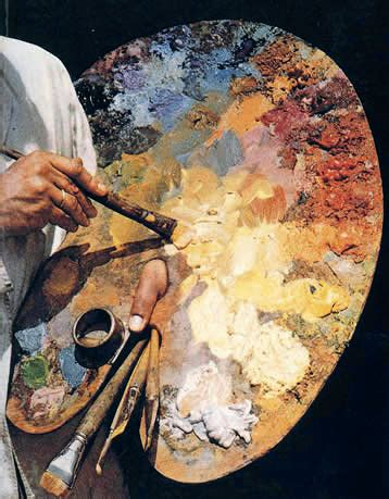 Painting Palette palette painting