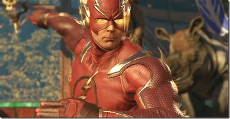 The Flash 2 injustice 2 trailer offers a speedy the flash summary siliconera