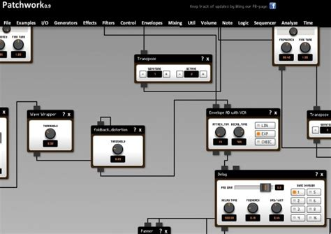 patchwork modular synthesizer updated synthtopia
