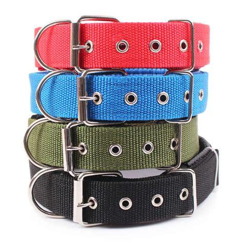 comfortable dog collars ღ ღ4 0 60cm length comfortable ᗖ adjustable adjustable