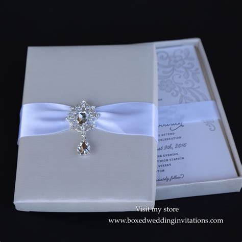 Invitation Letter With Ribbon 204 Best Images About Wedding Invitations On Vintage Lace Weddings Lace And Luxury