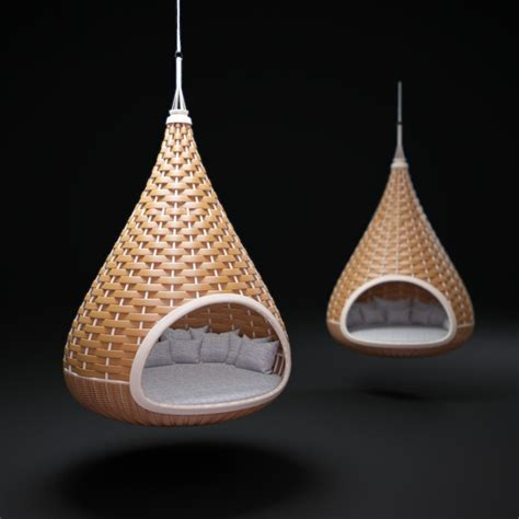 10 cool modern indoor hanging chairs ideas and designs