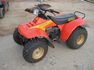 1985 Suzuki 250 Quadrunner Suzuki 250 Quadrunner Pirate4x4 4x4 And Road Forum