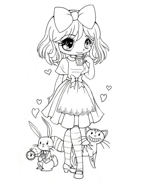 cute chibi coloring pages free coloring pages for kids 7 get this free preschool chibi coloring pages to print t77ha
